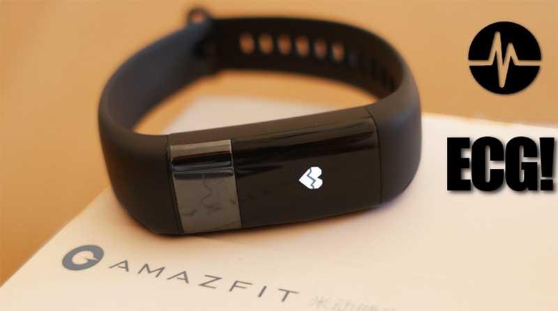 Фитнес-браслет Amazfit Health Band 1S