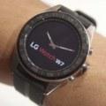 Гибридные смарт-часы LG Watch W7