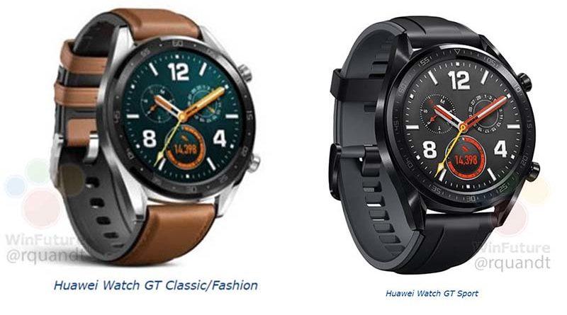 Huawei Watch GT не будет работать с Wear OS и процессором Snapdragon