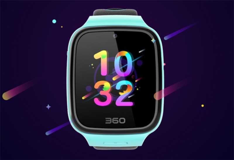 360 Mobiles выпустила детские GPS-часы 360 Kids Watch 7X