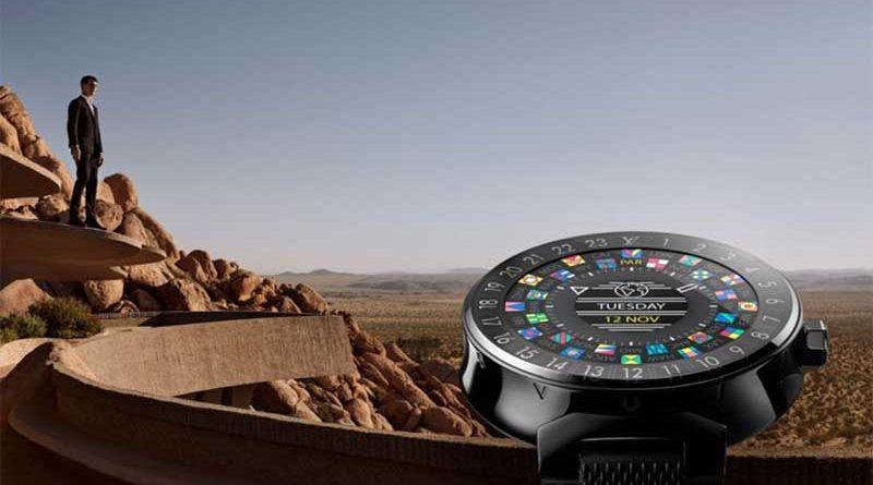 Умные часы Louis Vuitton