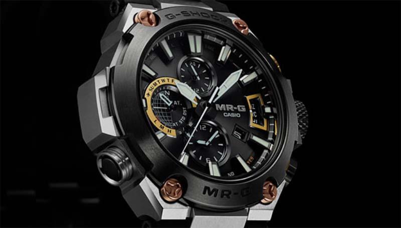 Цена и доступность Casio G-Shock MRG-G2000R-1A