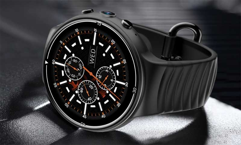 Смарт-часы iQi i8 4G Smartwatch