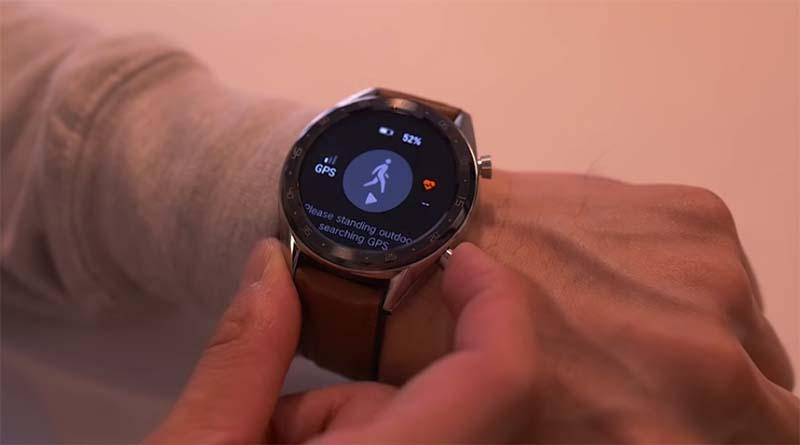 Экран Watch GT