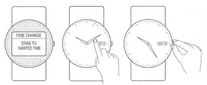 Гибридные часы Samsung