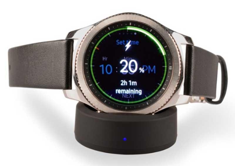 Быстро разряжается батарея Samsung Gear S3? Есть несколько временных решений