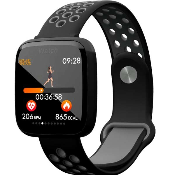 Фитнес-часы с тонометром Xanes F15