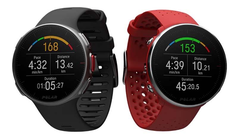 Спортивные смарт-часы Polar Vantage V и Vantage M получат несколько обновлений и улучшений