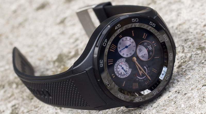 Huawei Watch GT: характеристики, первое изображение и цена