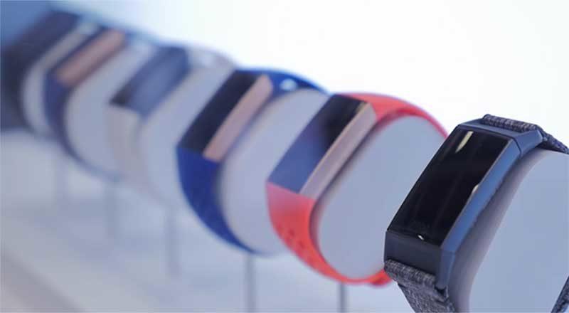 Обновление Fitbit Charge 3