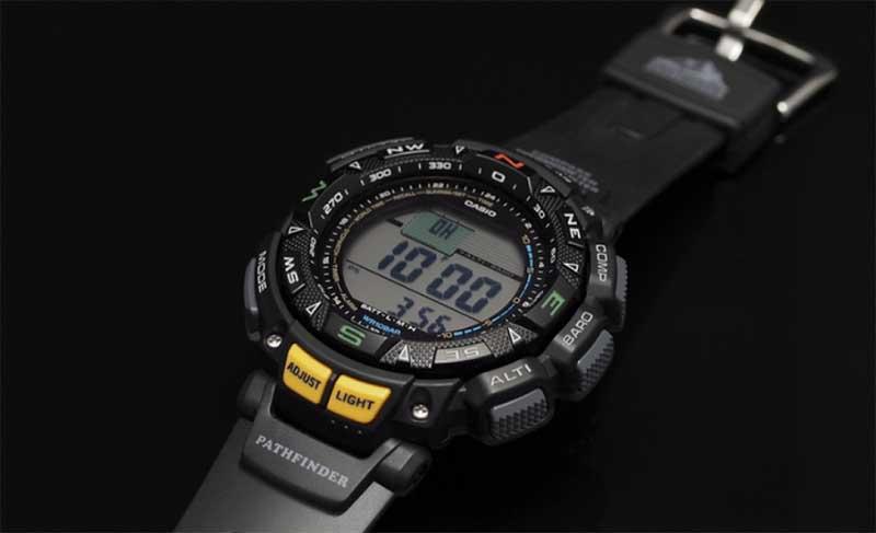 Casio Pathfinder PAG240-1CR