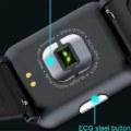 Фитнес-часы Bakeey H9 ECG + PPG