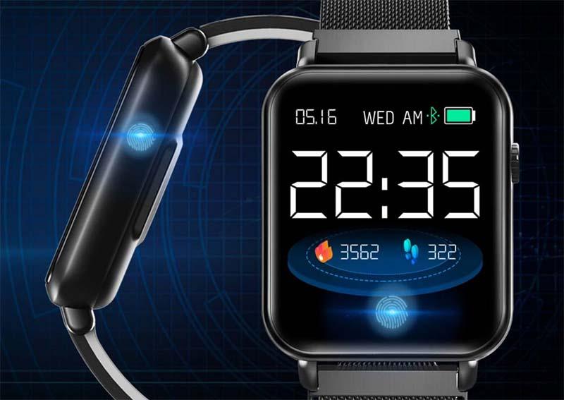 Фитнес-часы Bakeey Y6 Pro
