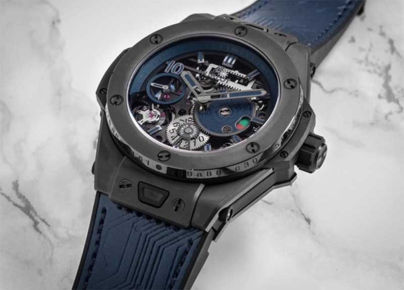 Часы Hublot Big Bang Meca-10 P2P продают только за биткойн