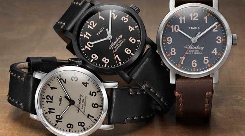 Американские бренды наручных часов (Guess, Timex, Tommy Hilfiger, Fossil)