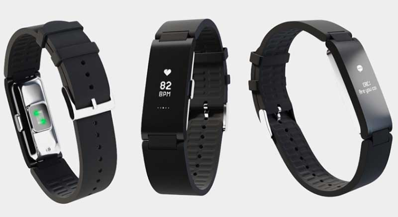 Withings Pulse HR: новый конкурент Fitbit Charge 3