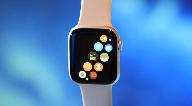 Apple выпустила обновление WatchOS 5.1.1