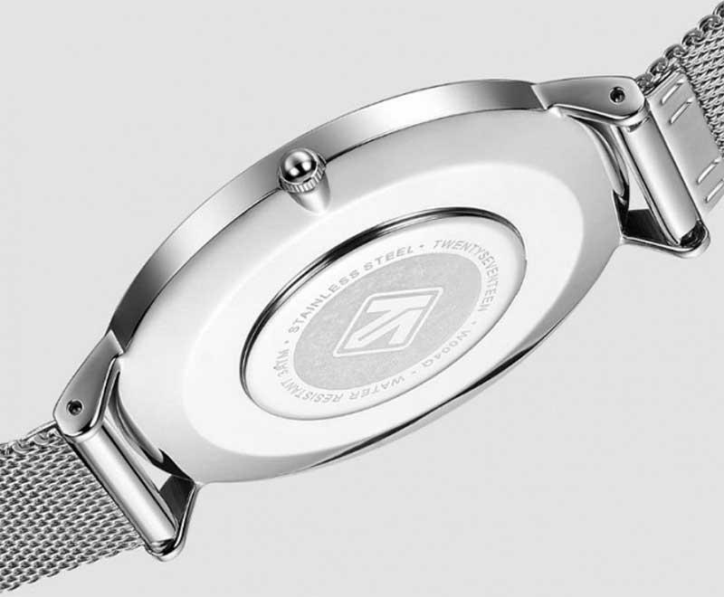 Xiaomi TwentySeventeen Ultra-Thin – очень тонкие кварцевые часы за 25 долларов