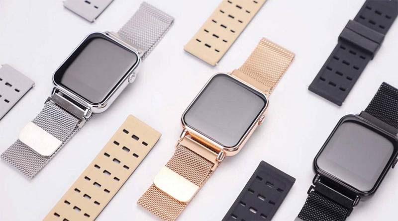 Фитнес-часы Bakeey Y6 Pro: очередной клон Apple Watch всего за 20 долларов 1