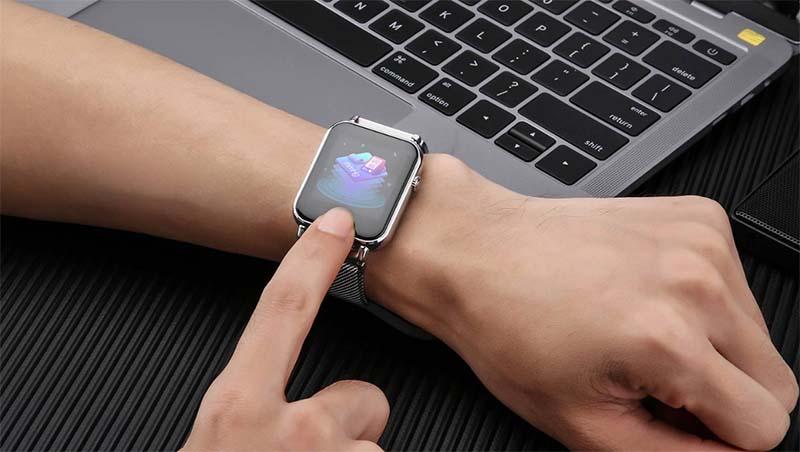 Фитнес-часы Bakeey Y6 Pro: очередной клон Apple Watch всего за 20 долларов