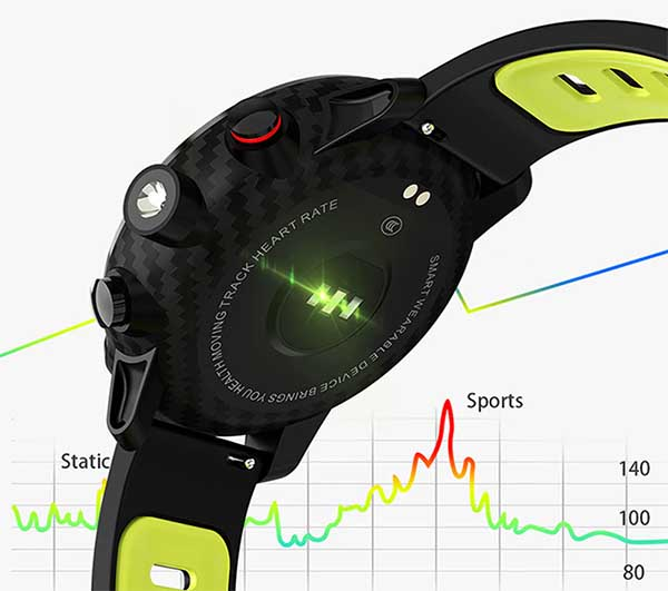 Фитнес-часы Microwear L5