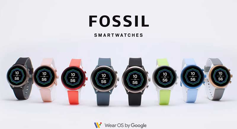 Fossil Sport: модные и яркие смарт-часы на новой платформе