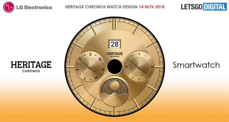 LG Heritage Chronos