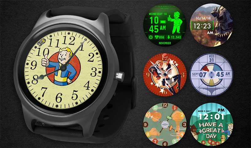 Часы Fallout