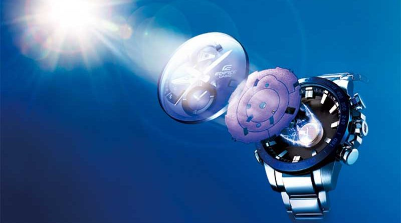 Часы на солнечной батарее. 10 лучших часов с зарядкой от солнца 9