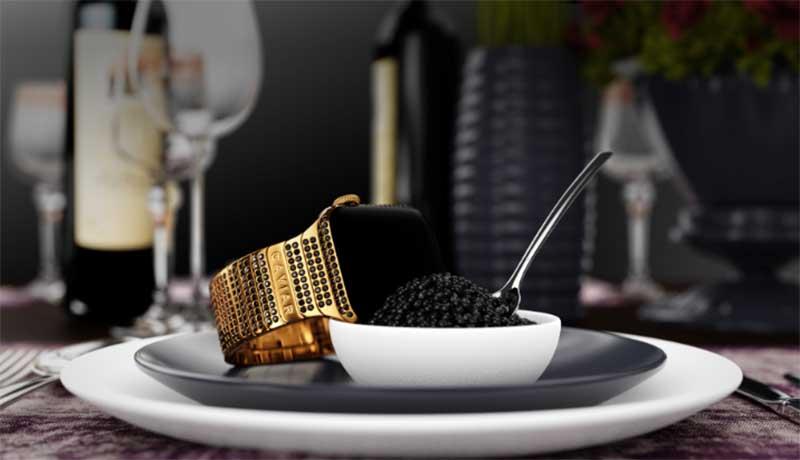 Apple Watch Series 4 Caviar