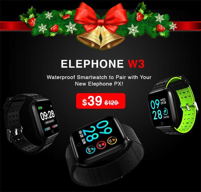 Elephone Watch 3