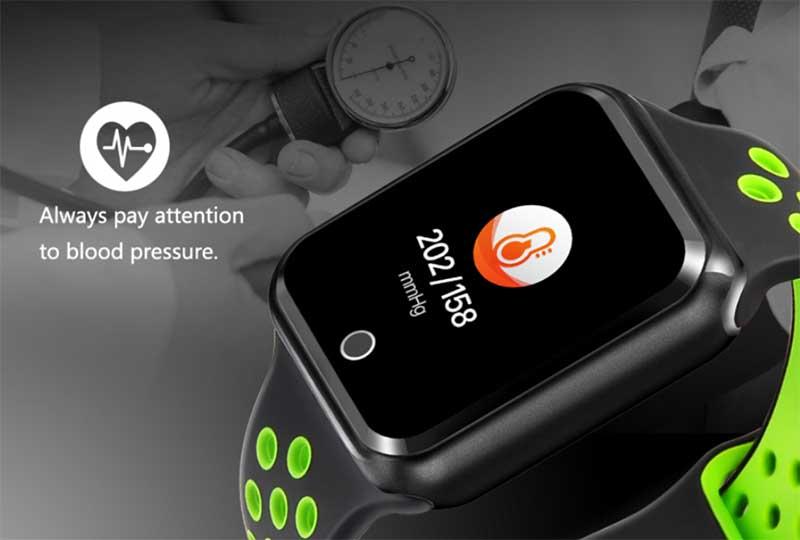 ZGPAX S226 Fitness Tracker