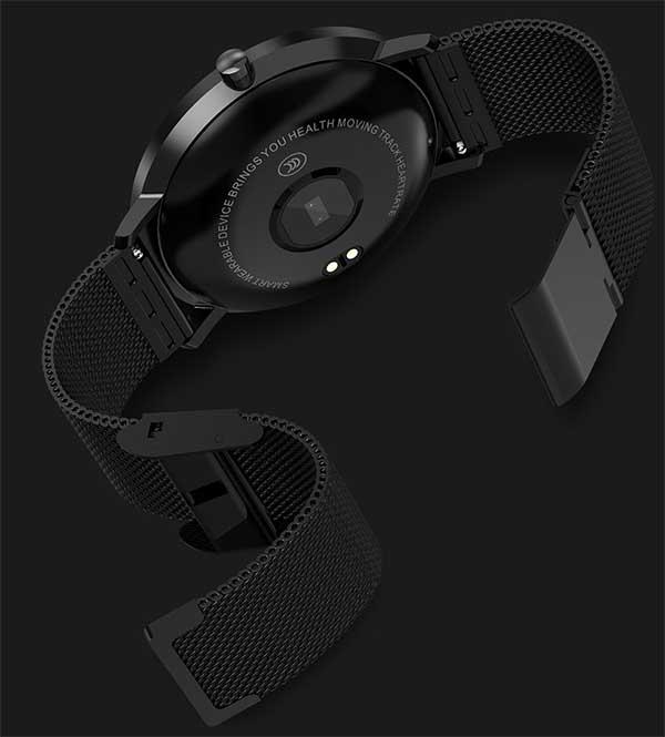 Фитнес-часы Microwear L6