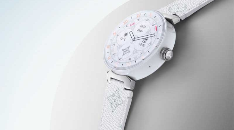 Louis Vuitton Tambour Horizon 2019