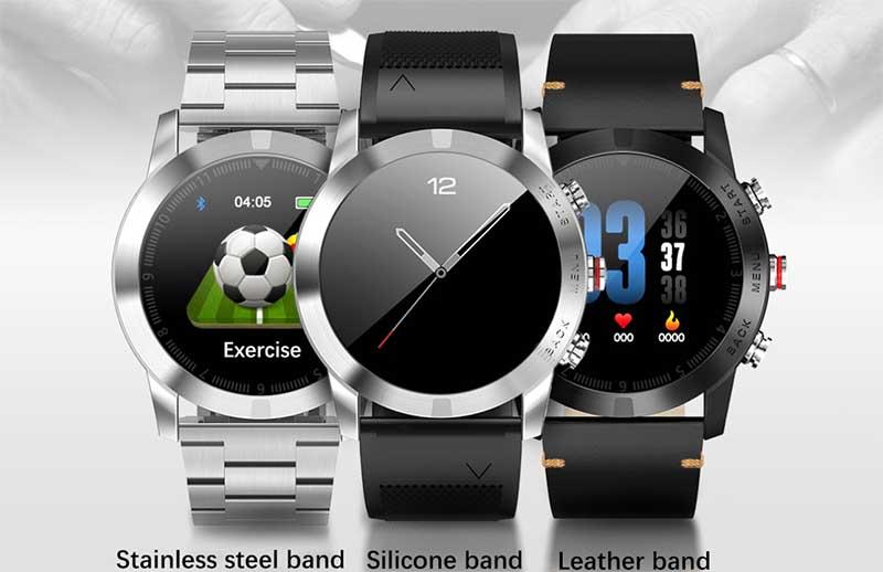 No.1 выпустила умные часы с измерением давления No.1 S10