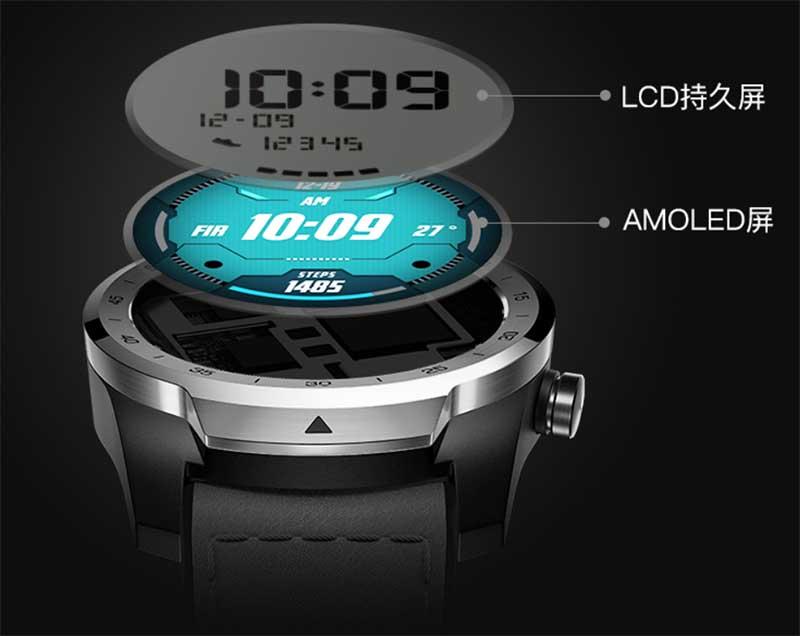 Умные часы TicWatch Pro 4G