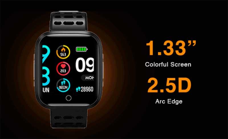 Фитнес-часы Elephone Watch 3 продаются в паре со смартфоном Elephone PX