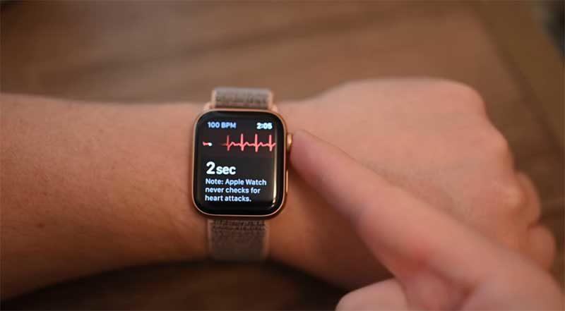 Apple Watch с ультрафиолетовым датчиком