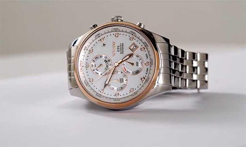 NYSW выпустила коллекцию гибридных смарт-часов