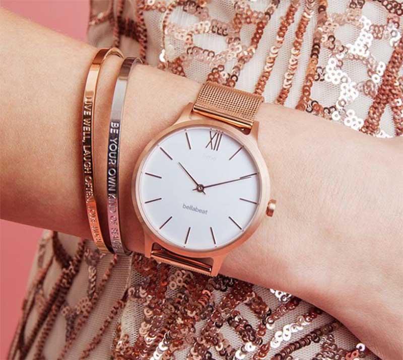 Bellabeat Time: стильные женские гибридные смарт-часы