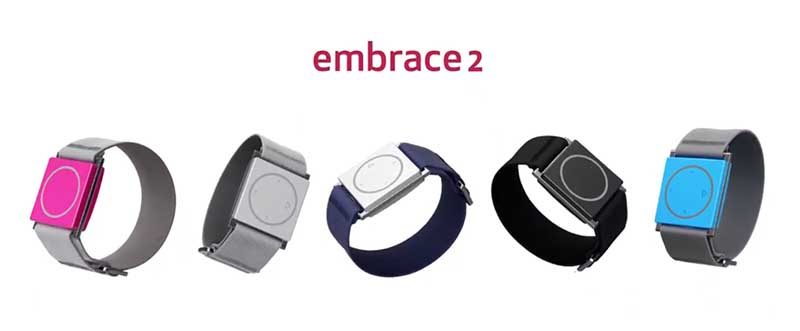 Embrace2 - интеллектуальный браслет для контроля эпилепсии