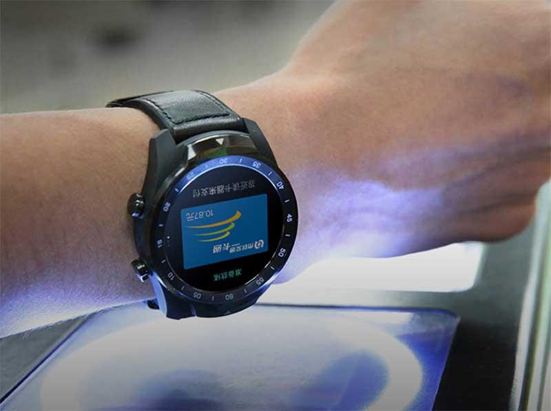 Умные часы TicWatch Pro 4G с поддержкой LTE