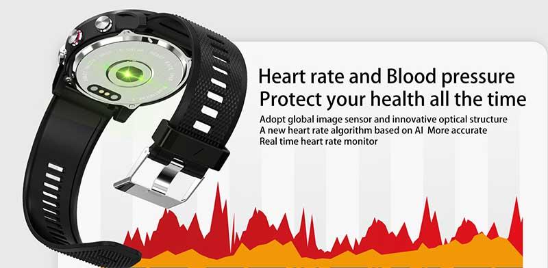 умные часы с измерением давления No.1 S10