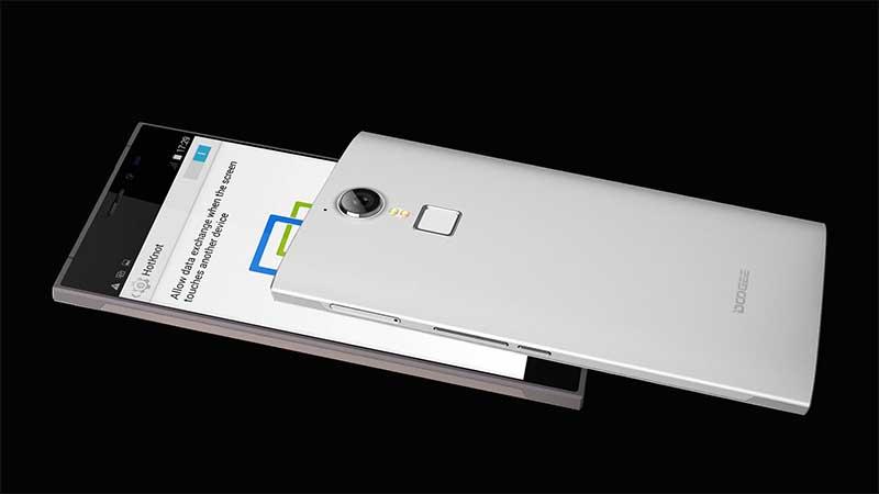 Doogee F5 – элегантный китайский смартфон с металлическим корпусом и приличными характеристиками