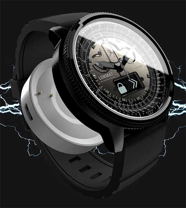 LOKMAT MOKA: классные гибридные смарт-часы по доступной цене