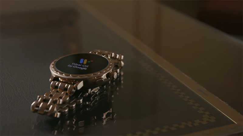 Умные часы Kate Spade Scallop Smartwatch 2 представлены на CES 2019