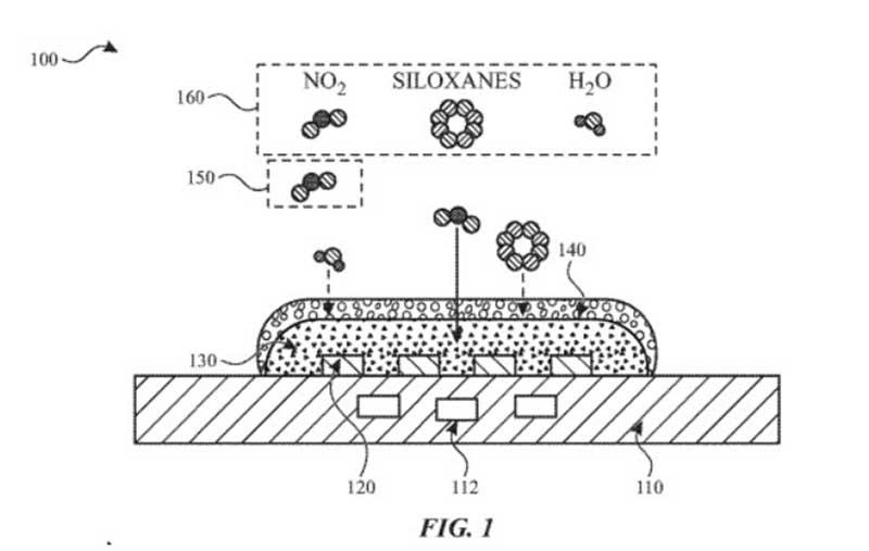 Следующую версию часов Apple Watch могут оснастить детектором газа