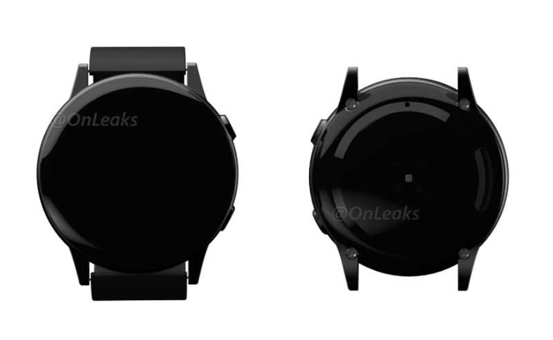 В сети появились первые изображения часов Samsung Galaxy Watch Pulse