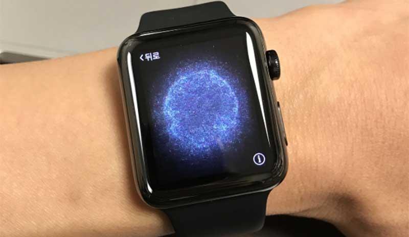 аутентификация для Apple Watch