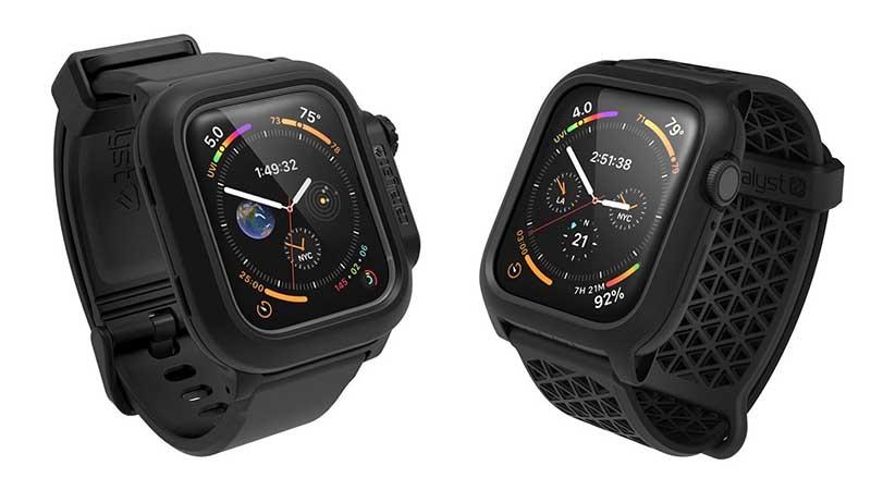 защитные чехлы для Apple Watch Series 4